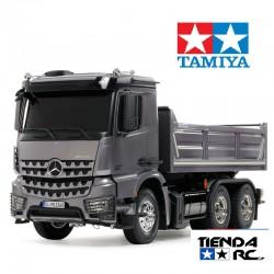 TAMIYA RC MERCEDES BENZ AROCS 3348 TIPPER TRUCK