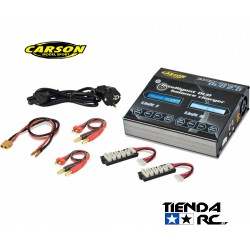 CARSON EXPERT CHARGER DUO 2.0