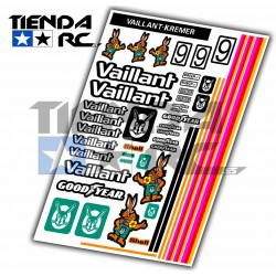 VAILLANT PILOT DECAL SET