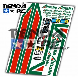 ALITALIA DECAL SET