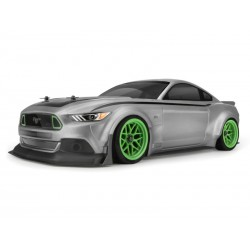 HPI FORD MUSTANG 2015 CLEAR BODY RTR SPEC 5 (200MM)