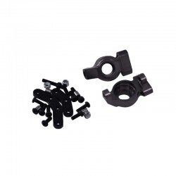 ELEMENT RC ENDURO ALUMINUM C HUBS CARRIERS (2PCS)