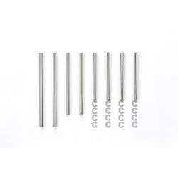TAMIYA M05 VER II STAINLESS STEEL SUSPENSION SHAFT SET