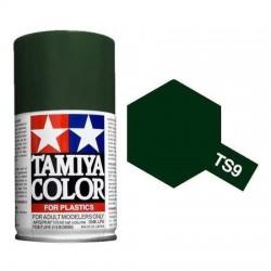 TAMIYA TS9 VERDE INGLES BRILLANTE