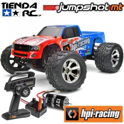 HPI JUMPSHOT MT V2.0 1/10 RTR (2.4GHZ)