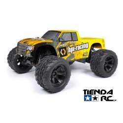 HPI JUMPSHOT MT FLUX 1/10 RTR