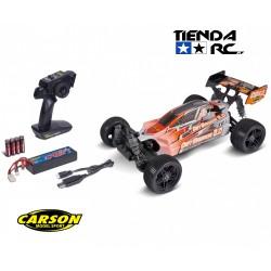 CARSON X10 DIRT WARRIOR SPORT 2.0 100% RTR