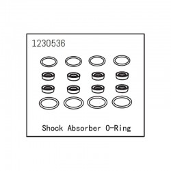 ABSIMA SHOCK ABSORBER O-RING SET