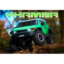 ABSIMA CRAWLER CR3.4 KHAMBA GREEN RTR