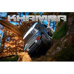 ABSIMA CRAWLER CR3.4 KHAMBA GREY RTR