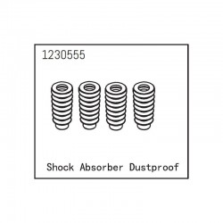 ABSIMA SHOCK ABSORBER BOOTS