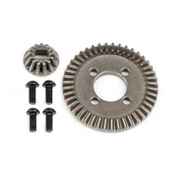 HPI VENTURE DIFF RING/ INPUT GEAR SET (43/13)