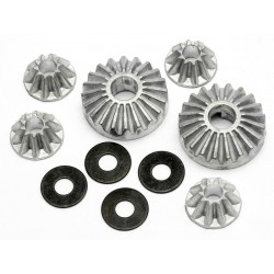HPI STEEL DIFFERENTIAL GEAR SET