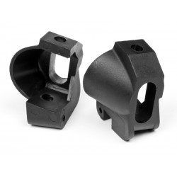 HPI FRONT HUB CARRIERS 22 DEG LIGHTNING SERIES