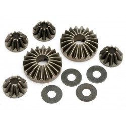 HPI TROPHY SERIES HARD DIFFERENTIAL GEAR SET