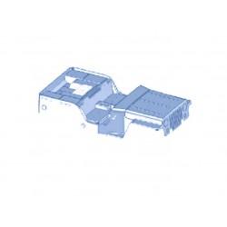 RGT PC BODY SHELL (CLEAR) 86010-CJ