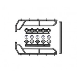 RGT ROLL CAGE (GUARD RAIL) 86110