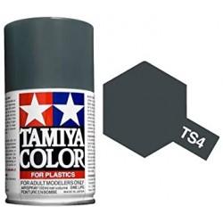 TAMIYA TS4 GRIS-ALEMAN MATE