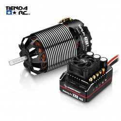 HOBBYWING COMBO XERUN XR8 PRO G2 WITH 4268 2800KV G3 ON ROAD