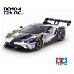 TAMIYA TT02 FORD GT MK.II 2020