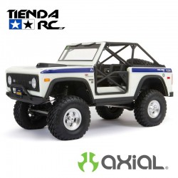 AXIAL SCX10 III FORD BRONCO 4WD RTR