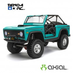 AXIAL SCX10 III FORD BRONCO 4WD RTR (GREEN)