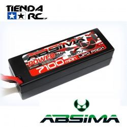 ABSIMA POWER TANK LIPO 11.1V.-60C 7100 HARDCASE