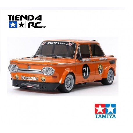 TAMIYA M05 NSU TT JAGERMEISTER
