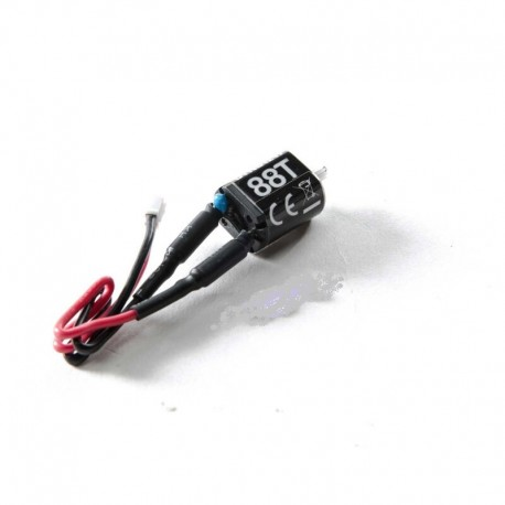 DYNAMITE MOTOR WITH PINION SCX24