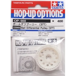 TA05 BALL DIFFERENTIAL PULLEY (37T)