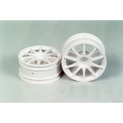 ONE-PIECE RACING  10 SPOKE WHEELS