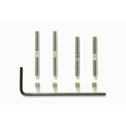 TAMIYA 2.6MM STAINLESS SUSPENSION SHAFT SET