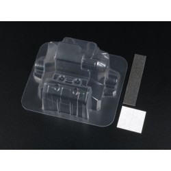M05RA FRONT SKID PLATE & SIDE GUARDS