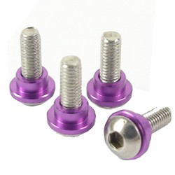 YEAH RACING ALUMINUM STEEL SERVO SCREW