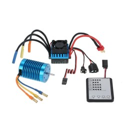 GOOLRC  BRUSHLESS 45A+3300KV+LED CARD
