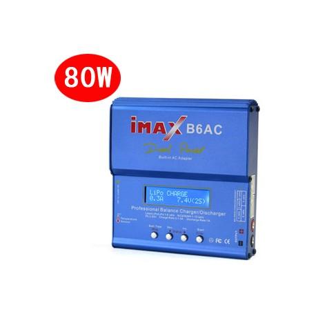 cargador imax b6ac 80w (12-220v)