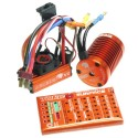 COMBO BRUSHLESS LEOPARD 12T /60A