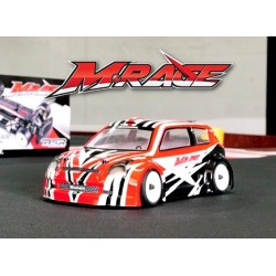 BASHER M.RAGE 4WD M-CHASSIS KIT
