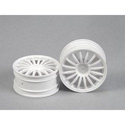 LLANTAS TAMIYA 16 SPOKE ONE PIECE WHEELS