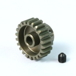 PIÑON 19T (M0.6) ALU7075 HARD COATED