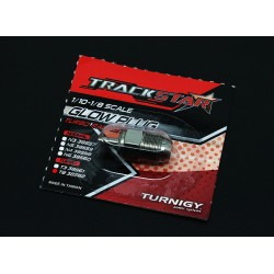 TRACKSTAR TURBO GLOW PLUG Nº8 (MEDIUM)