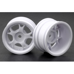 RIDE MINI 5 SPOKE WHEEL WHITE (2U)