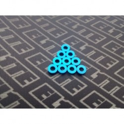 ELITE ARANDELAS  1 MM (10PCS)