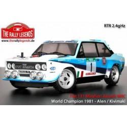 """FIAT 131 ABARTH """"ALITALIA"""" RTR"""