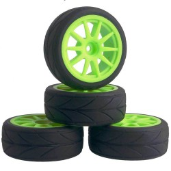 4 RUEDAS 1/10RC ROAD+RACING-G