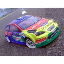CARROCERIA FORD FOCUS WRC OFICIAL