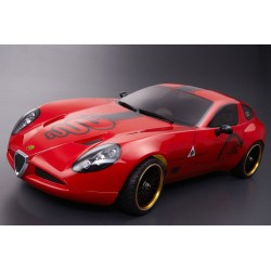 CARROCERIA ALFA ROMEO TZ3 CORSA 190MM CLEAR
