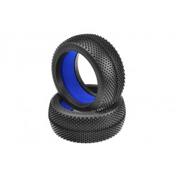 JCONCEPTS BLACK JACKETS - AZUL-SOFT (FOR 1/8 BUGGY) - 2U