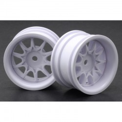RIDE MINI 10 SPOKE WHEEL WHITE (2U)