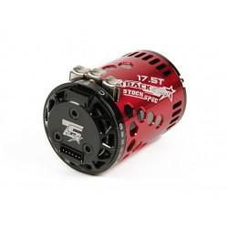 motor brushless tracvkstar con sensores 17.5
